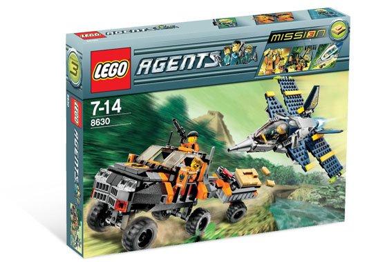 Agents set picture