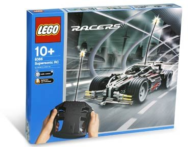 Existing LEGO RC car